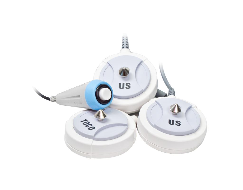 Monitor fetal Smart 3 Medical Econet - Sonde ultrasunete