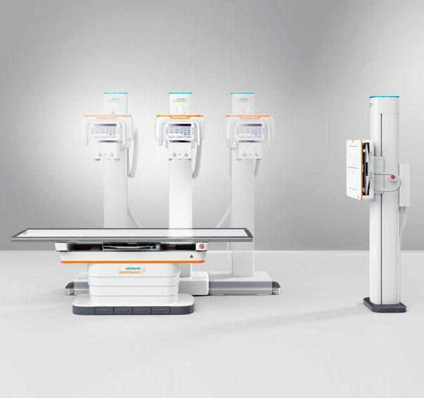 Aparat radiologie digitala fixa Multix Impact Siemens Healthineers