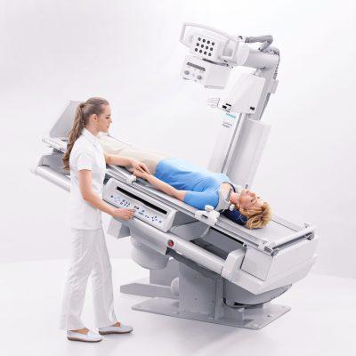 Aparat radiologie cu-fluoroscopie-Luminous Fusion Siemens Healthineers