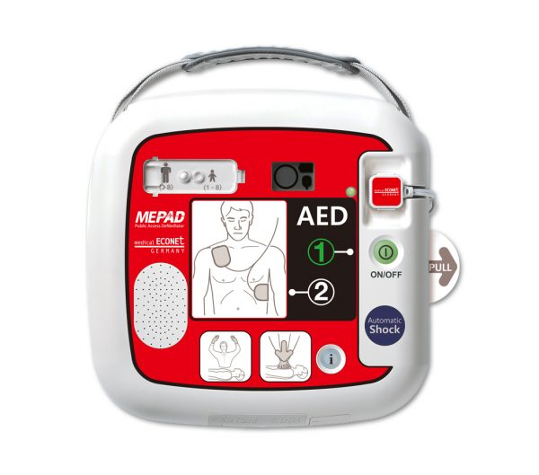 Defibrilator automat ME PAD Automatic Medical Econet