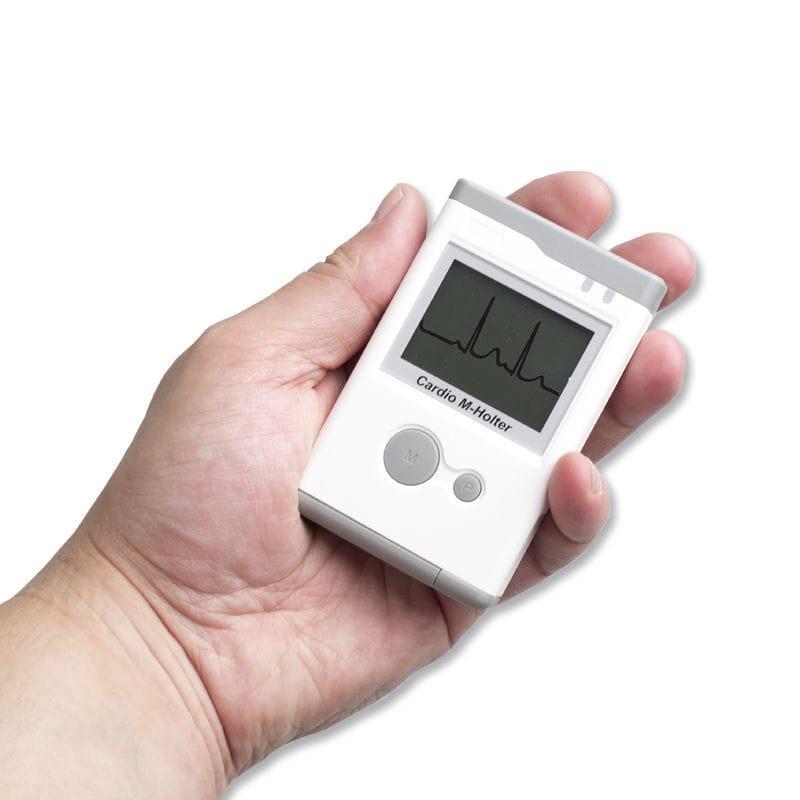 Electrocardiograf EKG ECG Cardio M Holter - Medical Econet