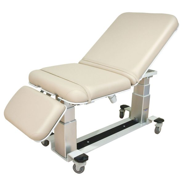 General 3 section top Ultrasound table