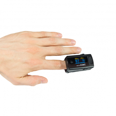 Pulsoximetru pentru deget ME 10 Medical Econet