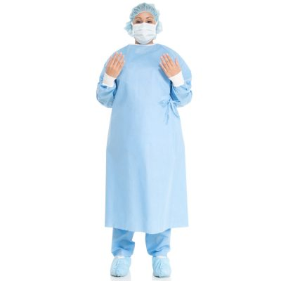 Valueselect standard surgical gown