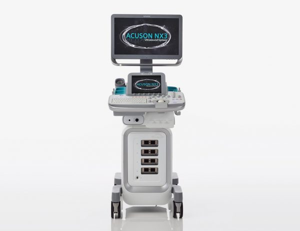 Ecograf Acuson NX3 Siemens Healthinees