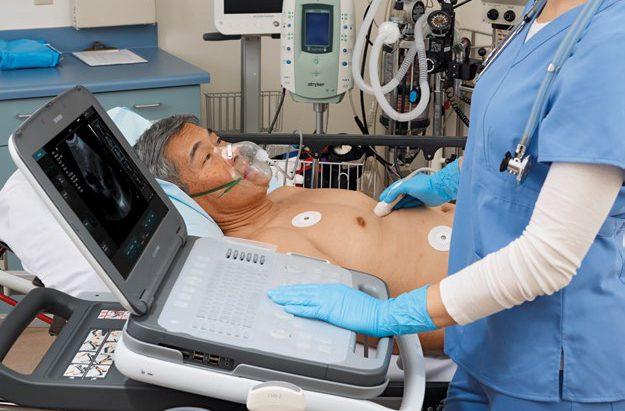 Rolul ecografiei pulmonare in tratarea noului coronavirus