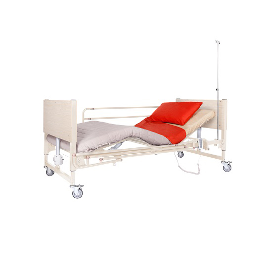 Electric bed with 5 functions